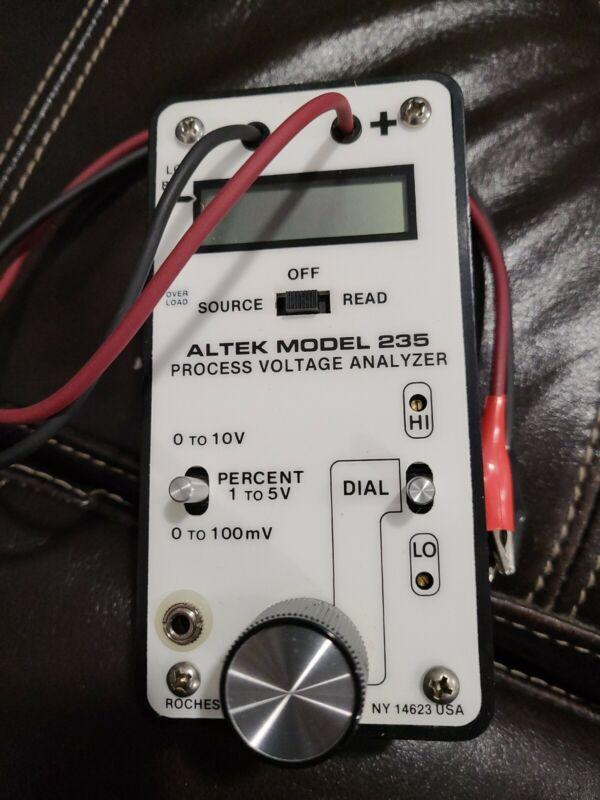 ALTEK Model 235 Process Voltage Analyzer Brand Neww in Box