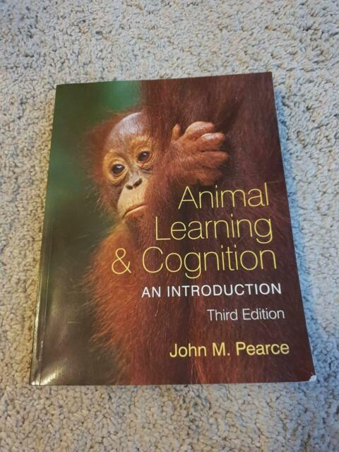 Animal Learning And Cognition 3rd Edition Pdf