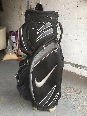 Nike Golf Trolley Bag, Black
