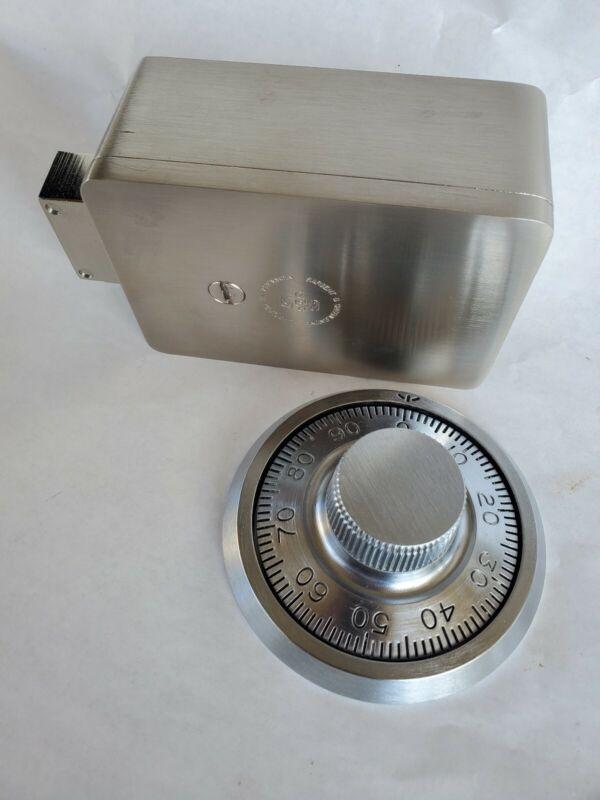 Sargent Greenleaf S&G Safe Bank Vault Lock 4-Wheel 6500 Series, Direct Drive