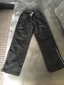Youth sports team track pant