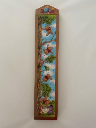 """Winnie the Pooh Wood Wall Decor 14""""x3"""""""