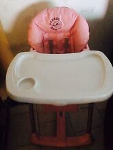 Baby highchair Bertram Kwinana Area Preview