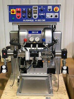 Hydraulic Spray Foam Machine Graco Gh-2 H20-35 Spray Foam Rig Spray Foam