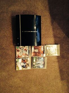 Ps3 80gb console with 5 games !!! Landsdale Wanneroo Area Preview