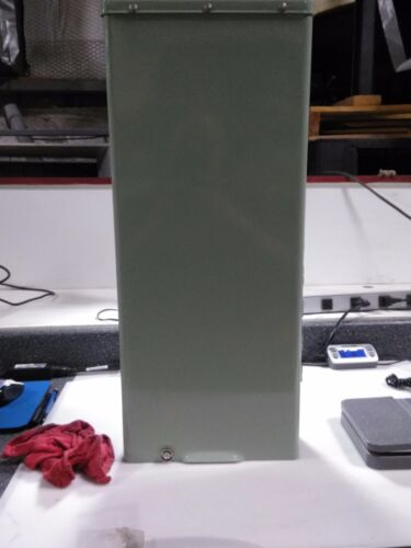 Reltec Communication Enclosure Gf002472 Cable Housing No Key