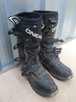 Motorbike boots oneil