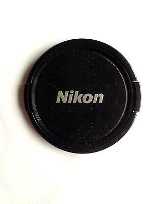 Genuine Nikon L-62 Lens Cap.
