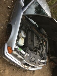 1996 bmw 328i partout, parting out e36 sedan