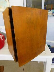 Mid 20th century stationery cupboard Duncraig Joondalup Area Preview