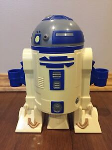 R2-D2 Play Doh toy
