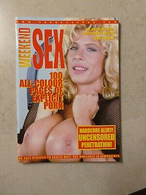 vintage glamour magazine weekend No.2