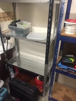 Shelves for garage