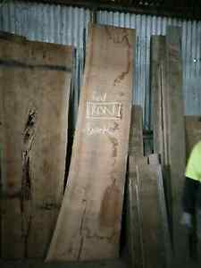 Timber slabs - Huge variety - large amount Austral Liverpool Area Preview