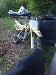 2005 or 2006 Suzuki rm85