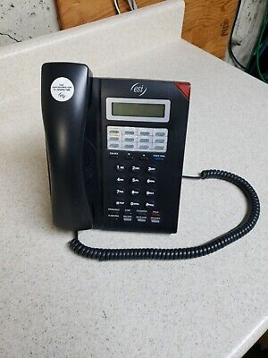 Esi 30d 5000-0707 Charcoal 24 Button Digital Telephone With Speakerphone