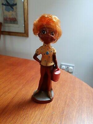 50s/60s Kitsch Girl Ornament