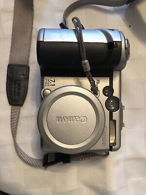 Canon PowerShot G6 7.1MP Digital Camera - Silver