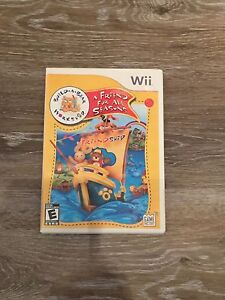 BUILD A BEAR NINTENDO WII GAME-$5 TAKES IT