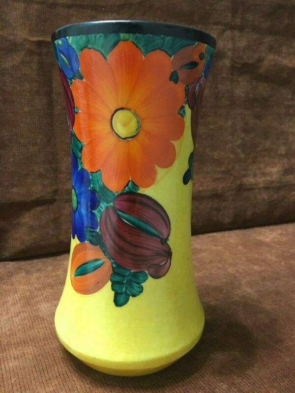Joseph Mrazek Peasant Art Industries Czech Vase