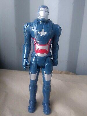 Iron Man Captain America Suit (Marvel Captain America In Iron Man Suit Action)