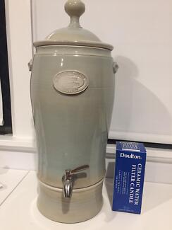 Southern Cross Pottery water filter
