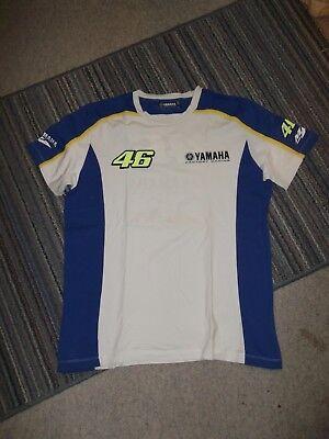 Gebraucht, Yamaha VR 46 The Doctor T-Shirt XL gebraucht kaufen  Versand nach Germany