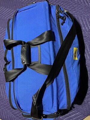 Trauma Bag Kit Large First Responder Medical Supplies Emergency Full Emt A600