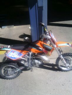 KTM 50 pro Senior Armidale 2350 Armidale City Preview