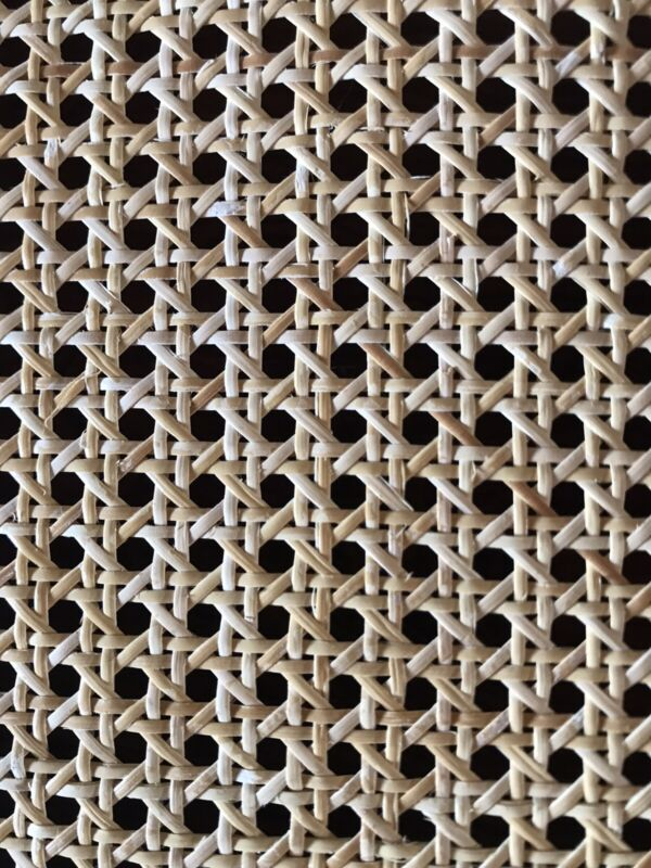 """18"""" wide Cane 1 Ft. upholstery Caning Repair Restore Vintage Chair Supplies"""