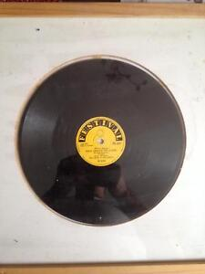 Bill Haley rock around the clock 78 record. Framed. Festival reco Riverstone Blacktown Area Preview