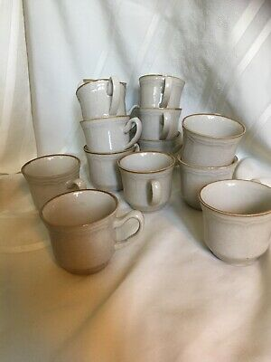 The Classics Hearthside Stoneware. Japan. Vintage. Coffee Tea Cups Mugs ()