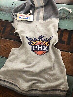 NBA Basketball Pet Phoenix Suns Halloween Costume Jacket Hoodie Dog XL XXL**](Phoenix Suns Halloween Costume)