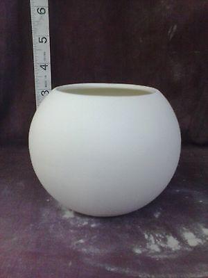 Керамика под покраску Ceramic bisque planter