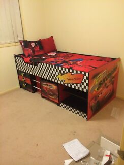 Racing Car Beds For Sale 1 Ferrari And 1 Audi R8 850 Each
