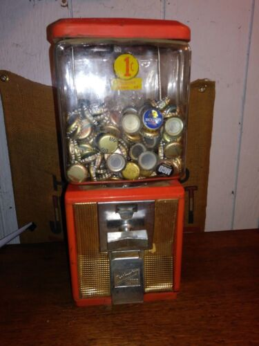 Northwestern gumball machine model 60