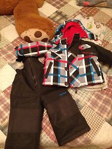 18m EUC boys snowsuit