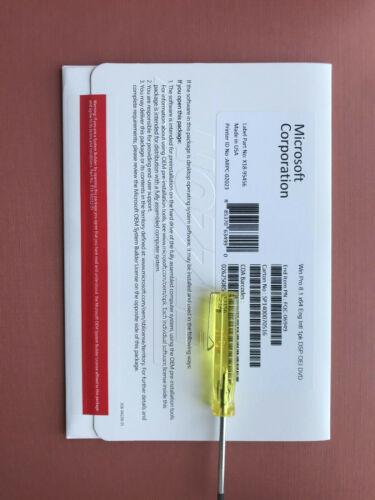 Authentic Microsoft Windows 8.1 64Bit pro DVD Full Version Orginal