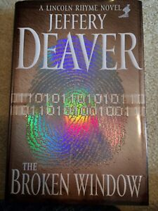 The Broken Window - Author: Jeffery Deaver