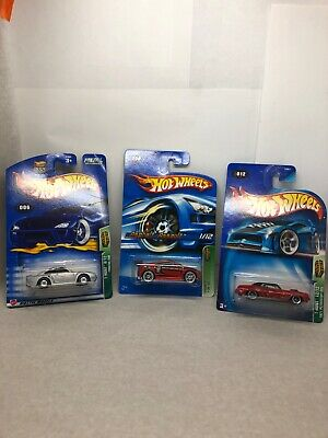 Lot of 3 (3) Hot Wheels Treasure Hunt, 1971 GTX,Porsche, Asphalt Assault!