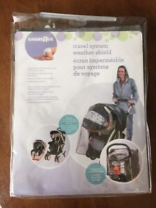 Babies r us travel system weather shield