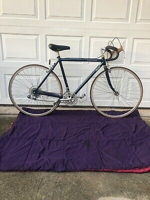 """43367b2443e 1984 Cannondale ST500 Vintage Road Bike 21"""" Original First Year Time  Machine!"""