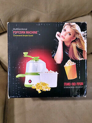 Multifunctional Popcorn Machine for sale  Shipping to Nigeria