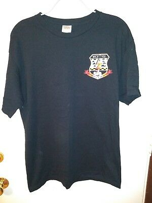Fruit Of The Loom SS Men's Black Thunder Over The Empire T-SHIRT Size L