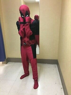 Deadpool costume adult XL