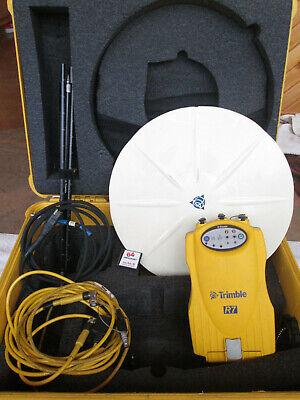 Trimble R7 Gps Unit With Zephyr Antenna Case Etc. For Surveying Survey