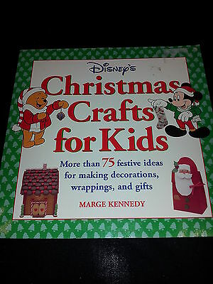 Disney Christmas Crafts for Kids 75 festive Ideas Marge Kennedy Boys Girls