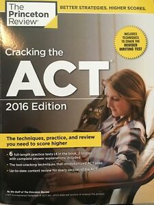 The Princeton Review ACT Study Guide