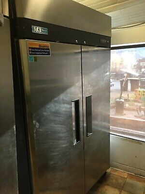 2 Door 52 Refrigerator Nsf Reach In Upright Cooler Turbo Air M3r47-2 3980