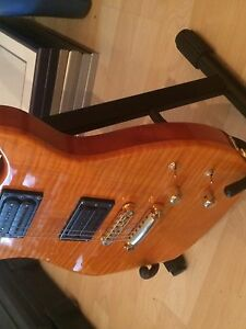 Carvin electric guitar